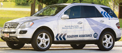 Smail MercedesBenz Hour Roadside Assistance Smail Auto Blog - Mercedes benz 24 hour roadside assistance