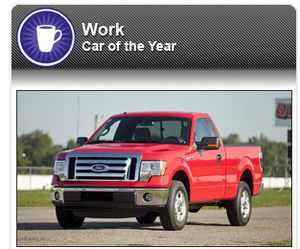 Smail Acura on Congratulations  The Ford F 150 Won Cars Com S Work Truck Of The Year