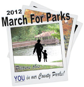 2012 March For Parks At Twin Lakes Park In Greensburg Pa