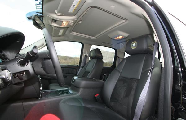 2012 Gmc Sierra Quot Black Ops Quot Crew Cab 4x4 Smail Auto Blog