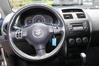 Suzuki SX4 Used Interior Photo