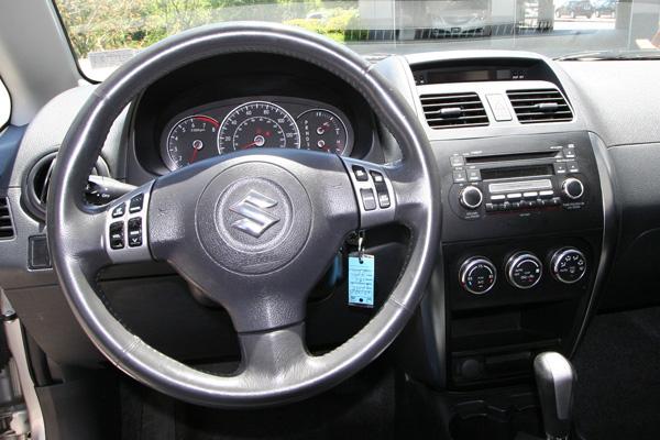 2008 Suzuki SX4 - Featured Used Car Greensburg - Smail ...