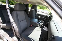 Used Chevy Silverado Interior