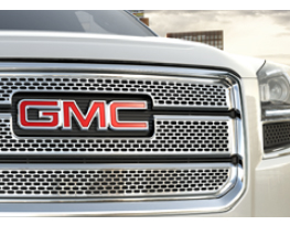 2013 GMC Acadia Grille
