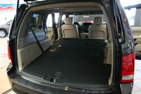 2012 Honda Pilot Seats Folded Down