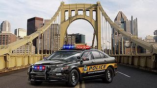 Pittsburgh City Police Switch To Ford For Vehicles