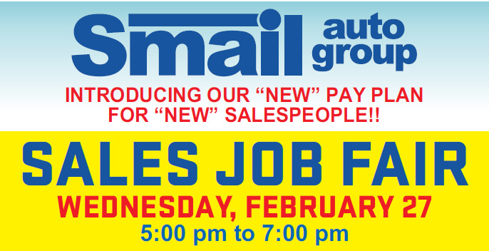Job Fair In Greensburg Pa Hosted By Smail Ford On