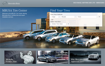Mercedes-benz-tire-finder