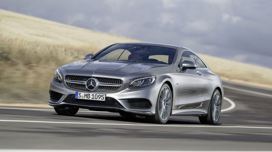 The 2015 MercedesBenz SClass Coupe Unifies Luxury and Sport