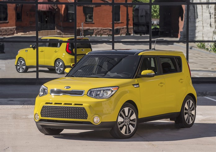 Kia Soul Named one of Top 10 Coolest New Cars under $18k