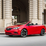 Buick Introduces New Cascada Sport Touring Sport Red Exterior