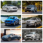 All 6 2017 Buick Models Offer NHTSA 5-Star Overall Vehicle Score for Safety