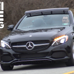 2017 Mercedes-Benz C-Class Cabriolet AIRSCARF & AIRCAP Demonstration