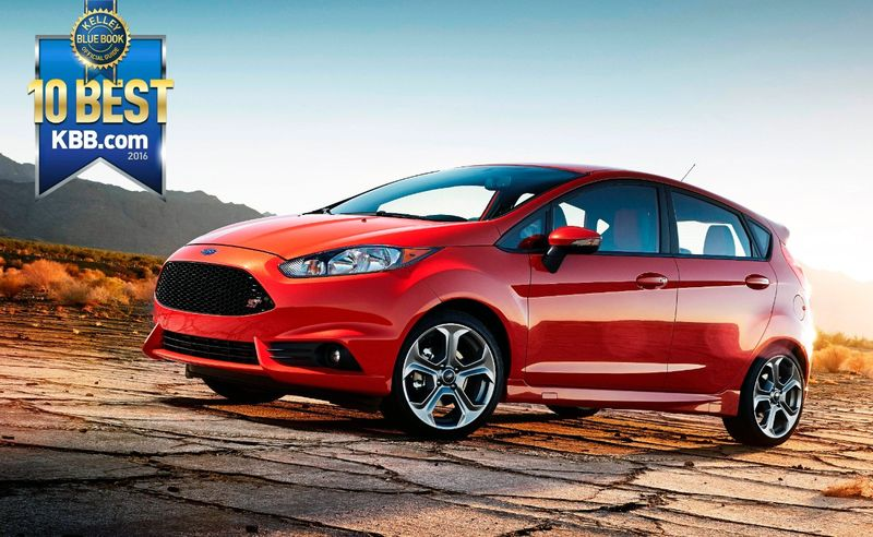 2016 Ford Fiesta Among Top 10 Coolest Cars