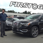 2017 GMC Acadia - Review and Test Drive