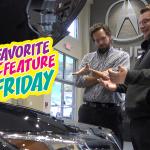 #FavoriteFeatureFriday - 2017 Acura RDX AWD Advance