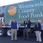 Cars in the Community - Smail 500 with Westmoreland County Food Bank