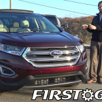 First Gear - 2017 Ford Edge Titanium - Review and Test Drive