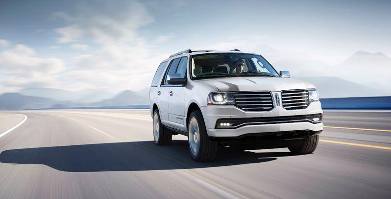 Lincoln Navigator Wins Award for Value