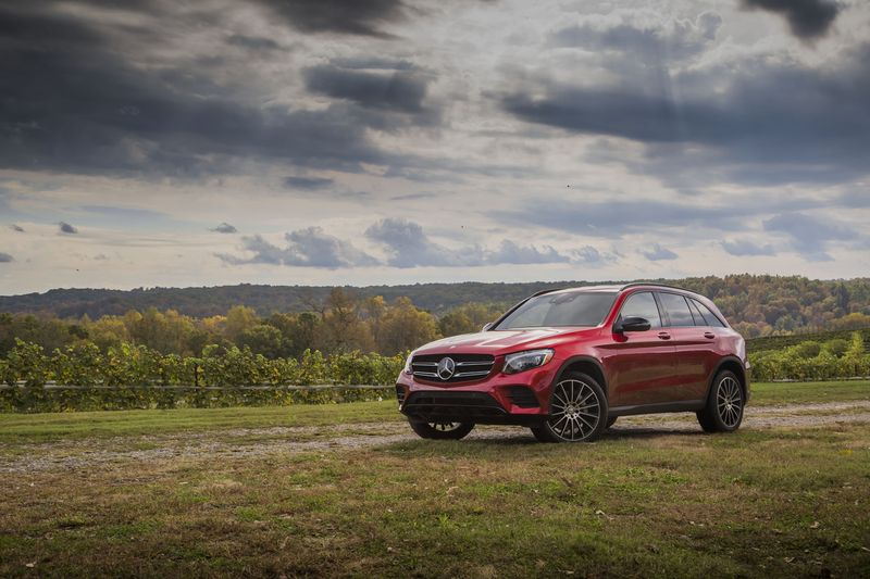 Mercedes-Benz GLC named to 10 Best Interiors List