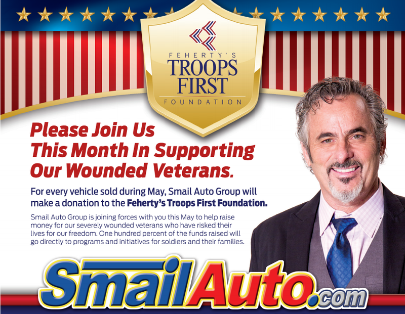 Smail Auto Group joining forces to raise money for veterans and their families