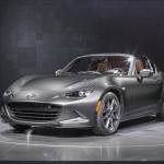 Exclusive Mazda Miata RX-5 RF Launch Edition