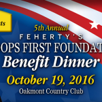 Feherty's Troops First Foundation Benefit Dinner - Reserve Your Seats Today!