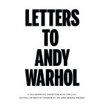 Cadillac Partners with The Andy Warhol Museum for Letters to Andy Warhol