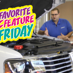 Favorite Feature Friday - 2016 Lincoln Navigator