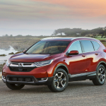 Bold, New and Unexpectedly Upscale 2017 Honda CR-V Hits Showrooms